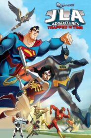 JLA Adventures: Trapped in Time Online Lektor PL FULL HD