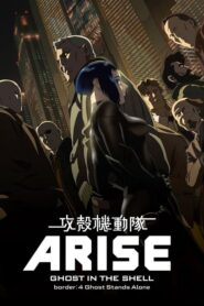 攻殻機動隊ARISE border: 4 Ghost Stands Alone Online Lektor PL FULL HD