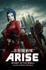 攻殻機動隊ARISE border: 2 Ghost Whispers Online Lektor PL FULL HD