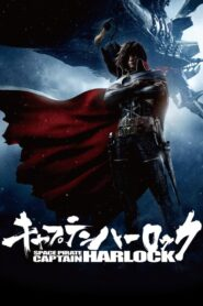 Space Pirate Captain Harlock Online Lektor PL FULL HD