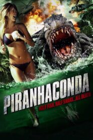 Piranhaconda Online Lektor PL FULL HD