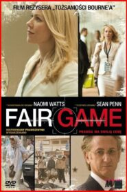 Fair game Online Lektor PL FULL HD